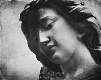 The Protector, Saint Michael (b/w)