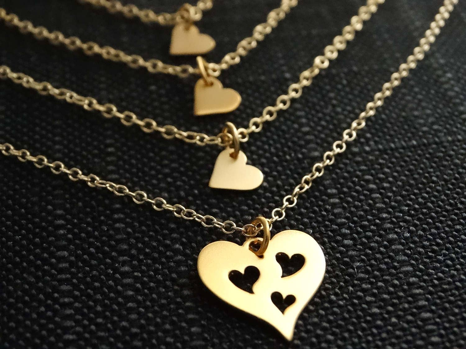 1b30eabb21736 Mother daughter necklace mother daughter jewelry mother of 3 ...