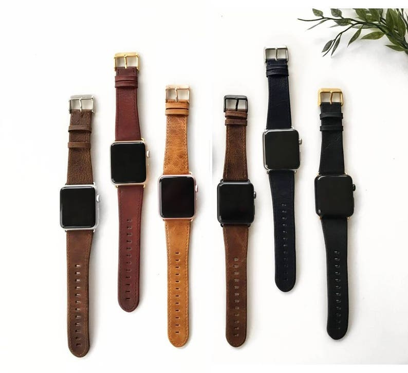 Apple watch band Apple watch band leather apple watch band image 0
