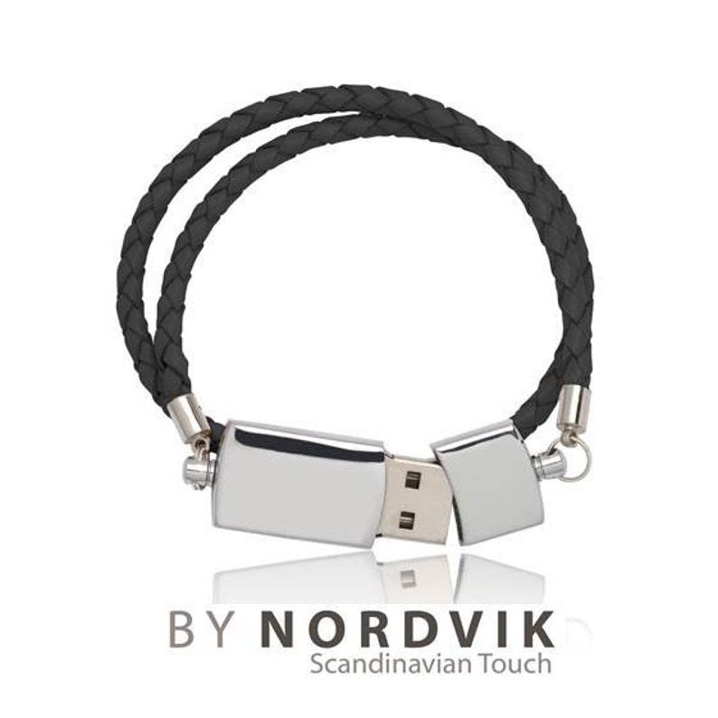 USB bracelet USB jewelry USB drive Wearable tech Wearable image 0