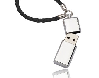 Free shipping, usb, Usb drive, Wearable tech, wearable technology, usb jewelry, USB bracelet, usb stick, fathers day, men gift, Usb necklace