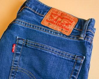 Louis Chavlon Pants Size W32 x L28 Louis Chavlon Stripes Soft Denim