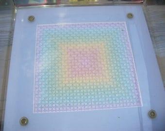 Needlepoint Tray