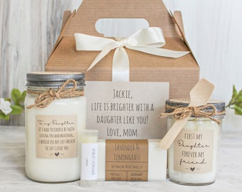 Daughter Gift From Mom / Mother Daughter gift / Spa Gift / Gift for Her / Birthday Gift / Daughter Wedding Gift From Mom / Daughter Gift Box