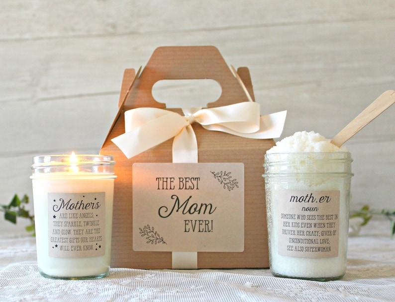 Gift For Mom Box Best Ever Birthday