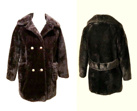 "White Stag Coat ""AUTHENTIC TEDDY BEAR""  Women's Me"