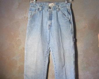 298133ef Levi Jeans Vintage Carpenter Jens Levi Strauss size 30 x 30