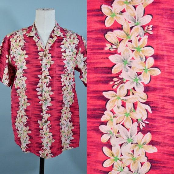 Vintage 50s/60s Royal Hawaiian Aloha Shirt