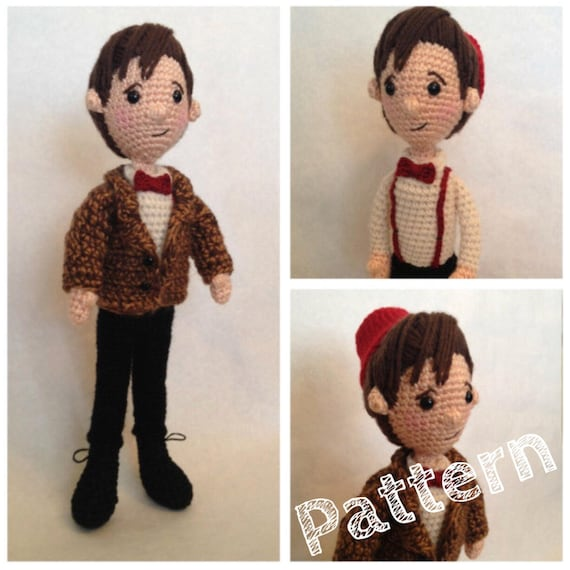 Amigurumi Crochet Amigurumi doctor doll – Amigurumi Patterns | 570x570