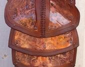 Pauldron - Pauldron A Copper on Dark Brown