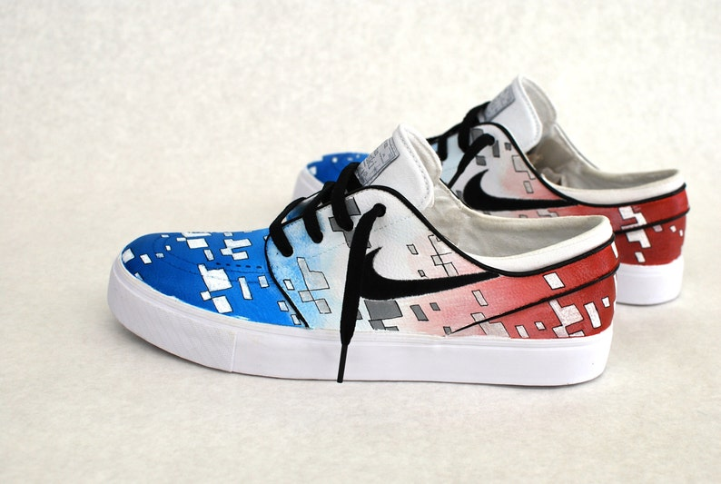 d11edb5807e7ef America Red White and Blue Themed Stefan Janoskis Custom