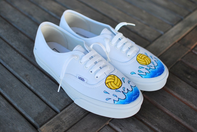 e5ad3aa991 Waterpolo Vans Authentic
