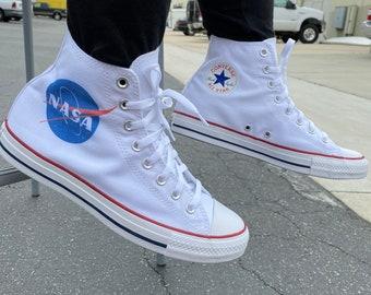 NASA Hi-Top Converse