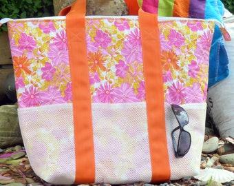 PDF Pattern: Beach Bag
