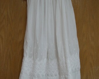 6e3e2b892 Vintage three piece white baby Christening/Baptismal ensemble. . . . from  the 1960's. . . . . 'Madonna Original'