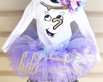 Beauty and the Beast, Chip Tutu Costume