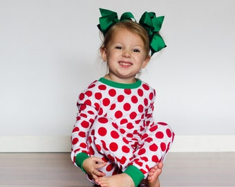 popular items for christmas pajamas for children - Christmas Pjs Toddler