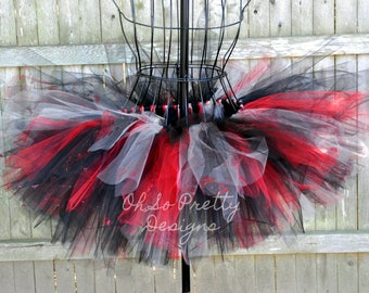 Adult Zombie Inspired Tutu