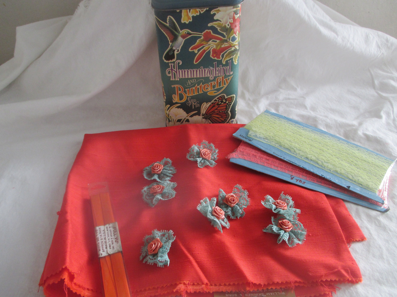 25x 1yard mixte ruban de noël fête garniture de dentelle garniture pour