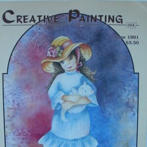 Tole Painting 1976 Profitable Craft Merchandising Magazine How To Get Started In This Dynamic Market