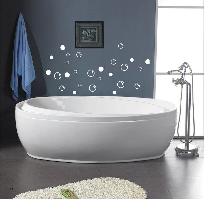 38 Seifenblasen Badezimmer Wandtattoo Aufkleber Wandkunst   Etsy