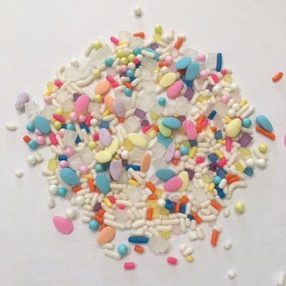 Egg Sprinkle Mix ~ Spring Sprinkle Mix ~ Easter Sprinkle Mix ~ Cookie Sprinkle Mix ~ Cake Sprinkle Mix ~ Cupcake SPrinkle Mix