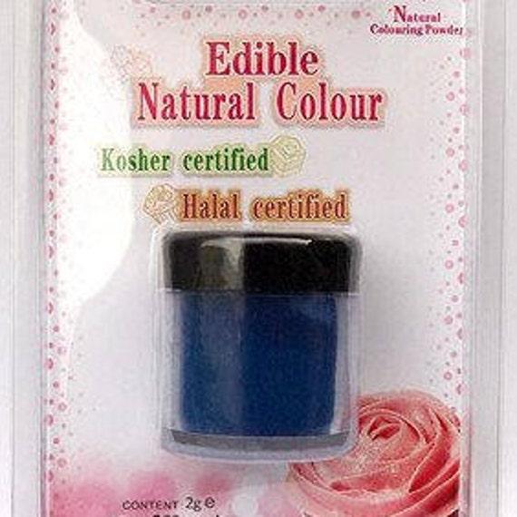 Blue Natural Coloring Powder ~ Spirulina Food Coloring ...