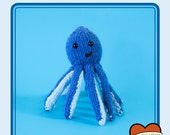 Inky the Octopus *PDF* Knitting Pattern