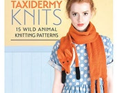 Faux Taxidermy Knits Book Goodie Bag! - Signed Paperback Book, Yarn and Bonus Pattern