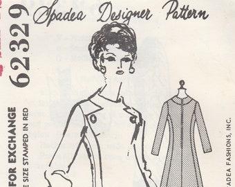 Jo Copeland Dress Pattern Spadea 62329 Size 12 1/2 Unused