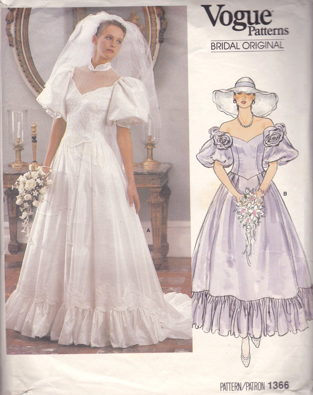 Bridal Gown Patterns Interesting Design
