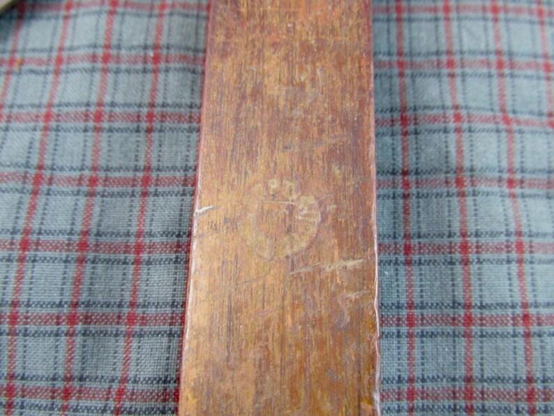 Antique Carpenter/'s Bevel