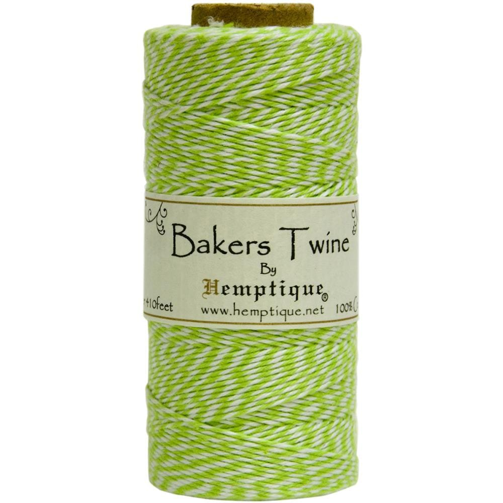 Packaging, Scrapbooking, Crafts Darice 410 ft Turquoise and Gray Bakers Twine