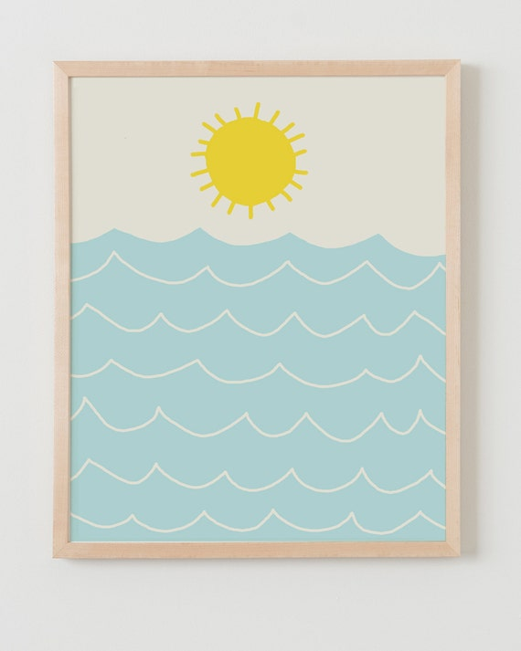 Fine Art Print. You Are my Sunshine. Available Framed or Unframed.