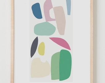 Fine Art Print.  Abstract.  June 26, 2018.