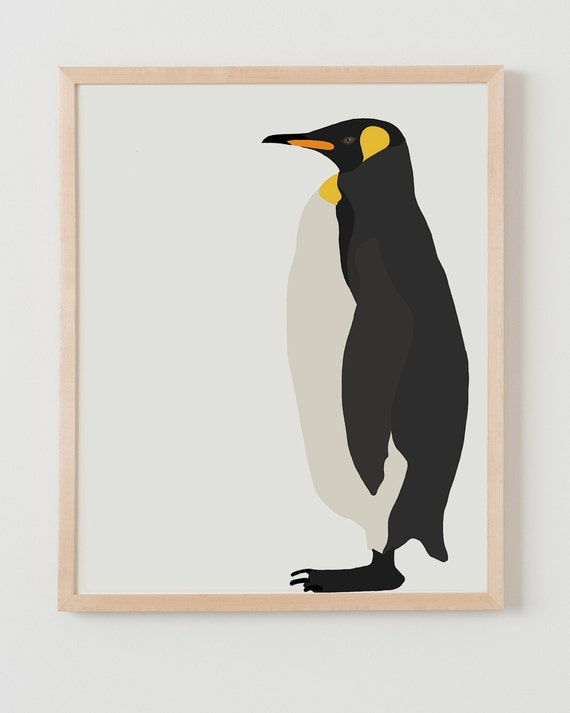 Fine Art Print. Penguin, December 3, 2015.