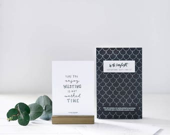 Inspirational Quote Card Set DESK ACCESSORIES