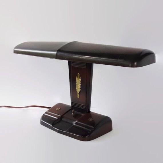 Desk Light For Art: Vintage Metal Industrial Desk Lamp Retro Moe Light Art