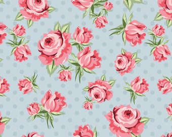 NEW - Dots and Posies by Poppie Cotton Collection