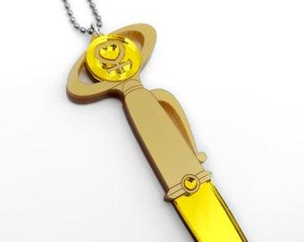 Sailor Venus Transformation Necklace