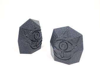 Gossip Stone from Legend of Zelda