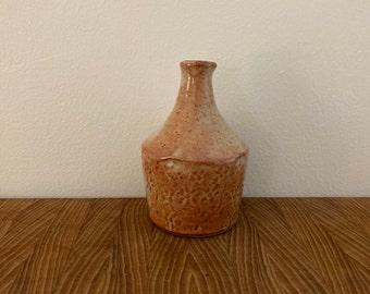 Soy Sauce Bottle, Creamer, Bud Vase | Wheel Thrown, Stoneware #3