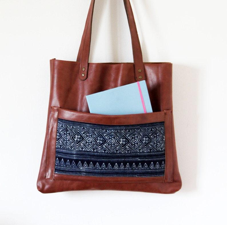 Soeach Womens Best Dog Mom Ever Denim Dye Handbag Tote Shoulder Shopper Bag Femme Chaussures et Sacs