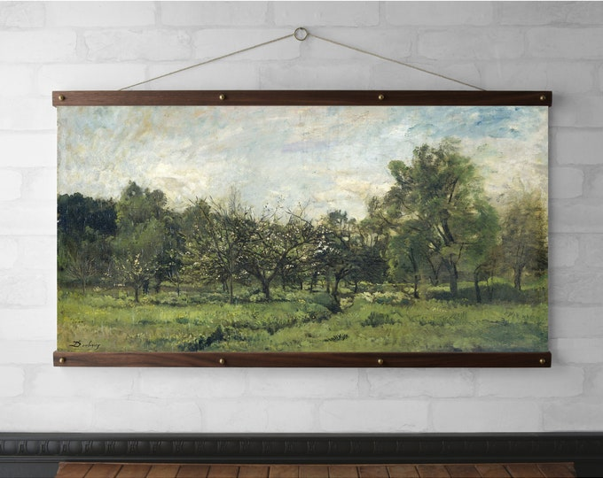 Orchard Landscape Tapestry