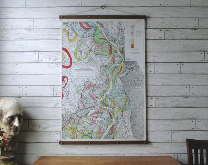 Mississippi River Map #5