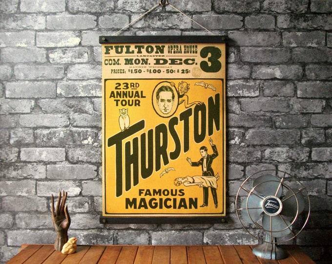 Thurston, Famous Magician