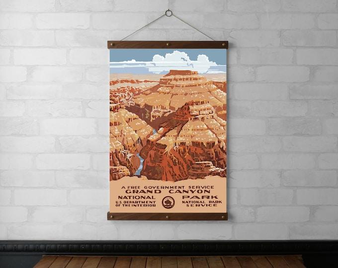 WPA Grand Canyon National Park