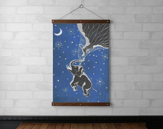 Blue Elephant Book Cover