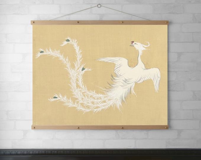 Long-Tailed Phoenix