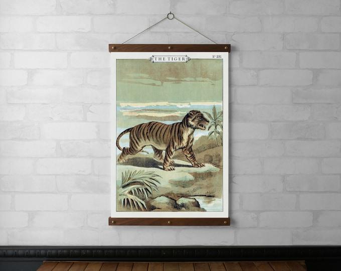 The Tiger Vintage Chart